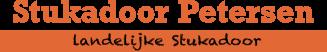 stukadoor petersen logo